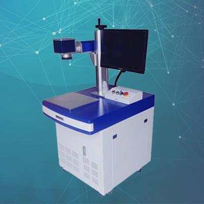 DPF系列光纤激光标记系统